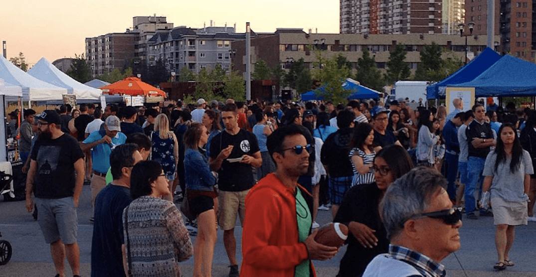 Check out East Village's Moonlight Market this weekend