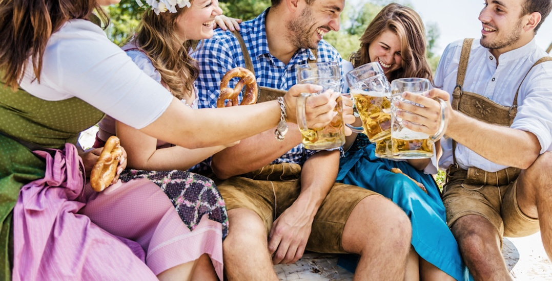 Oktoberfest is returning to Hastings Racecourse this month