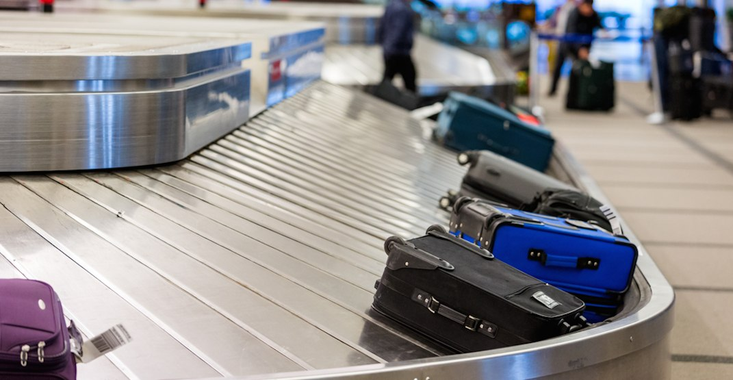 Charges laid in series of luggage thefts from YVR's domestic terminal