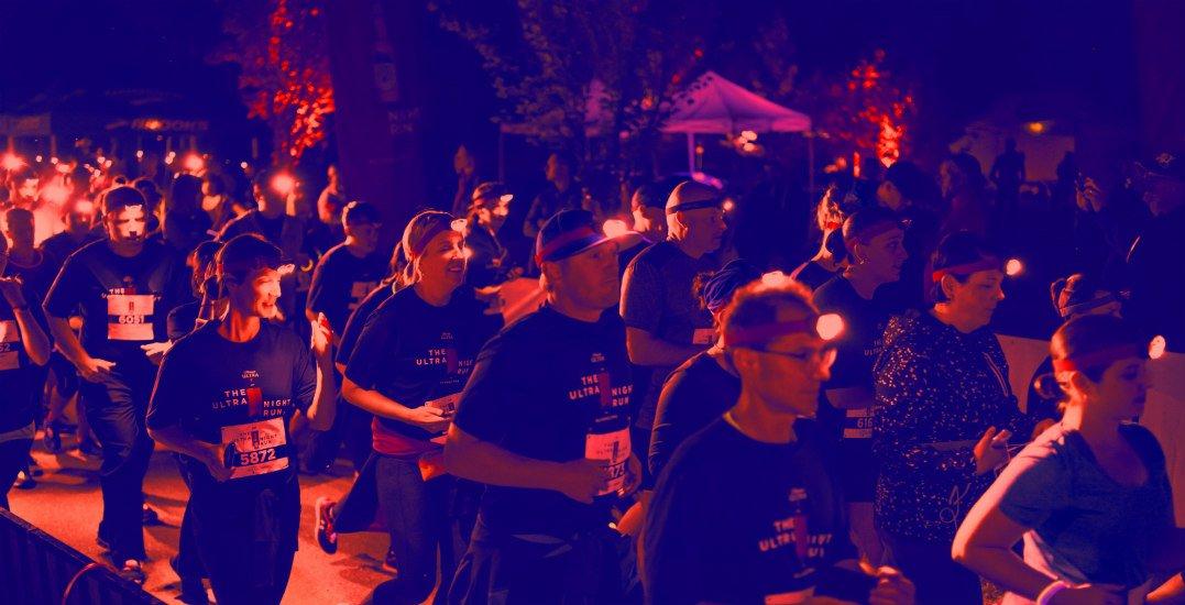 Montreal's neon-lit night run is happening this weekend