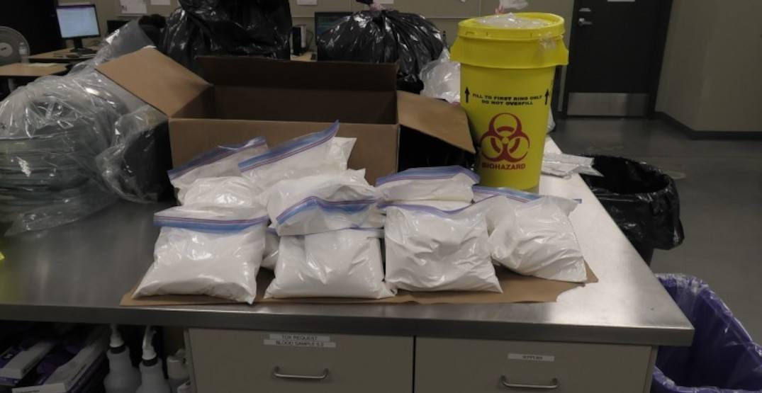 Nearly $1 million in fentanyl and other drugs recovered in CPS bust: police