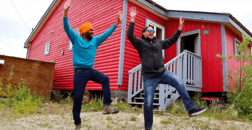 This bhangra dancer in the Yukon is proof that diversity is Canada's strength