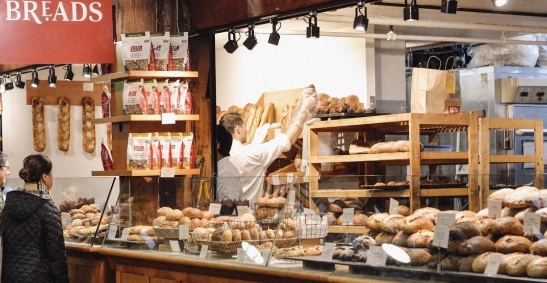 Where to get the best bread in Vancouver