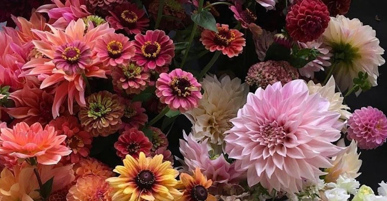 The prettiest flower market in Toronto returns this weekend