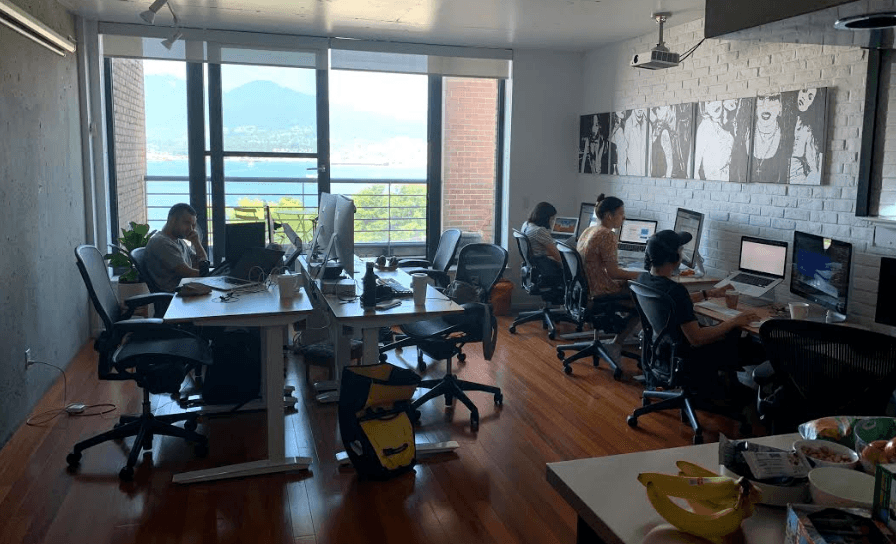 owl.co office in Vancouver