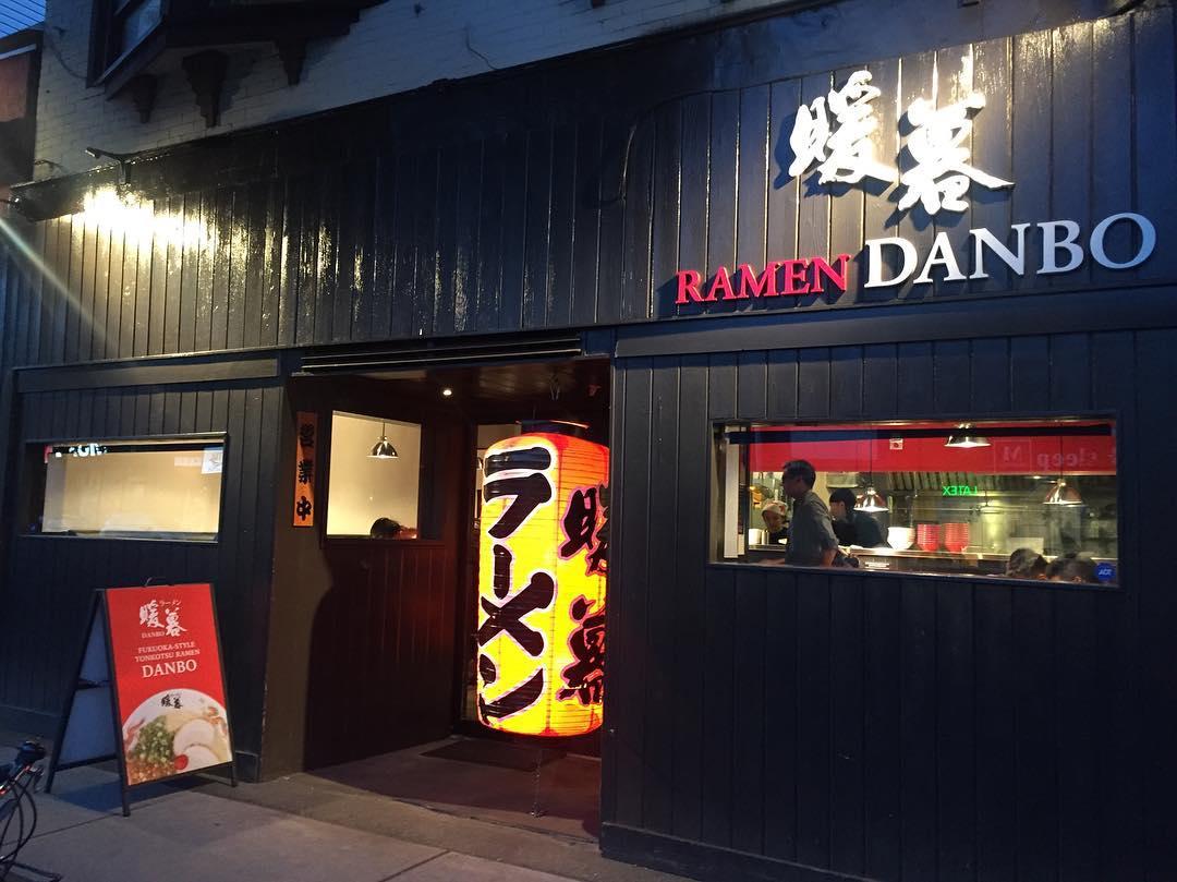 Best Ramen Vancouver 2019
