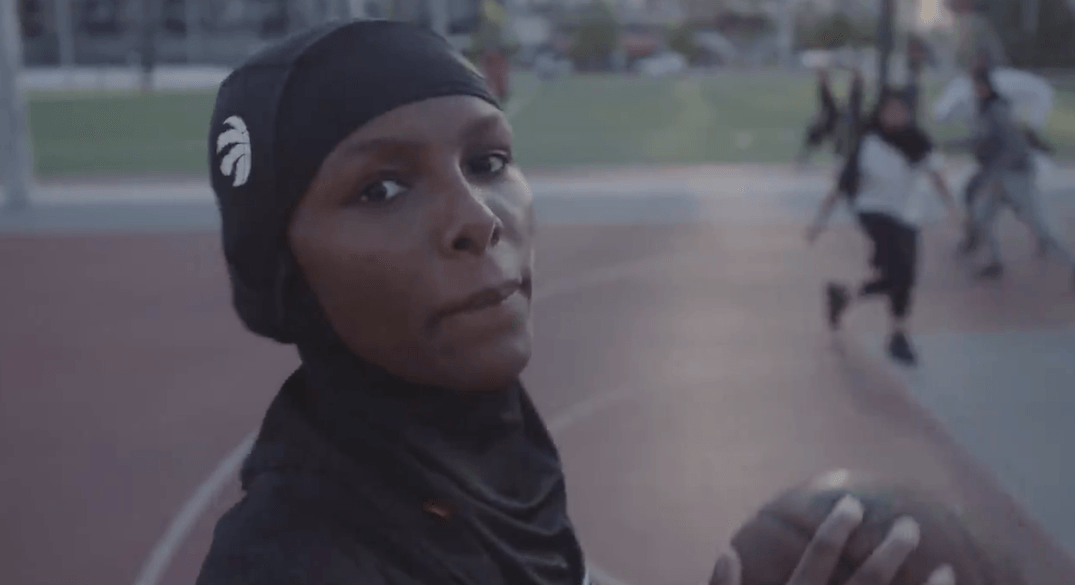 Toronto Raptors become first team to have its own Nike athletic hijab (VIDEO)