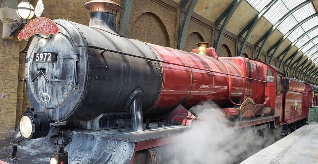 There's a magical Harry Potter-themed festival and train ride near Toronto this week