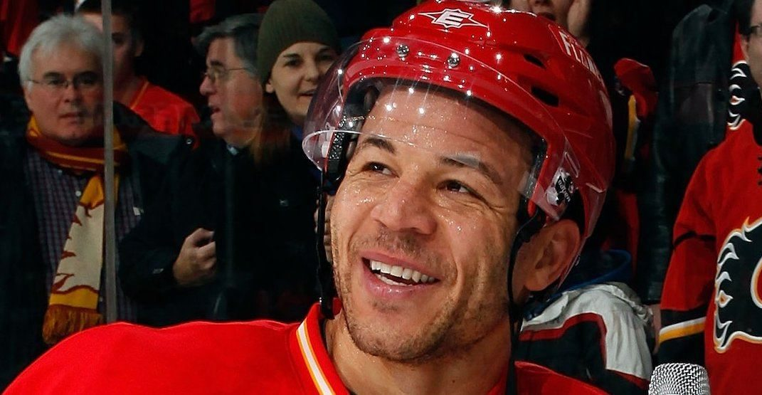 Picking the Calgary Flames' all-time 40th anniversary team