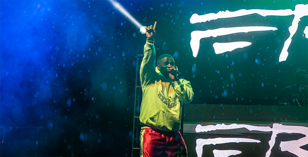 A$AP Ferg and more shine at the UBC Welcome Back BBQ (PHOTOS)