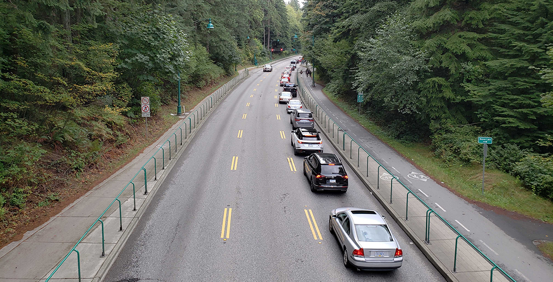 UPDATED: Lions Gate Bridge shut down due to police incident