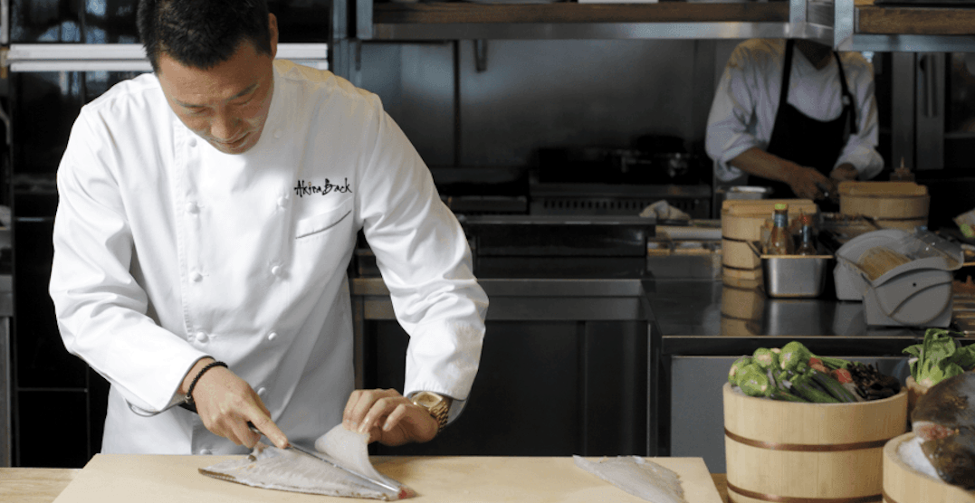 Michelin star chef Akira Back opening new Toronto restaurant