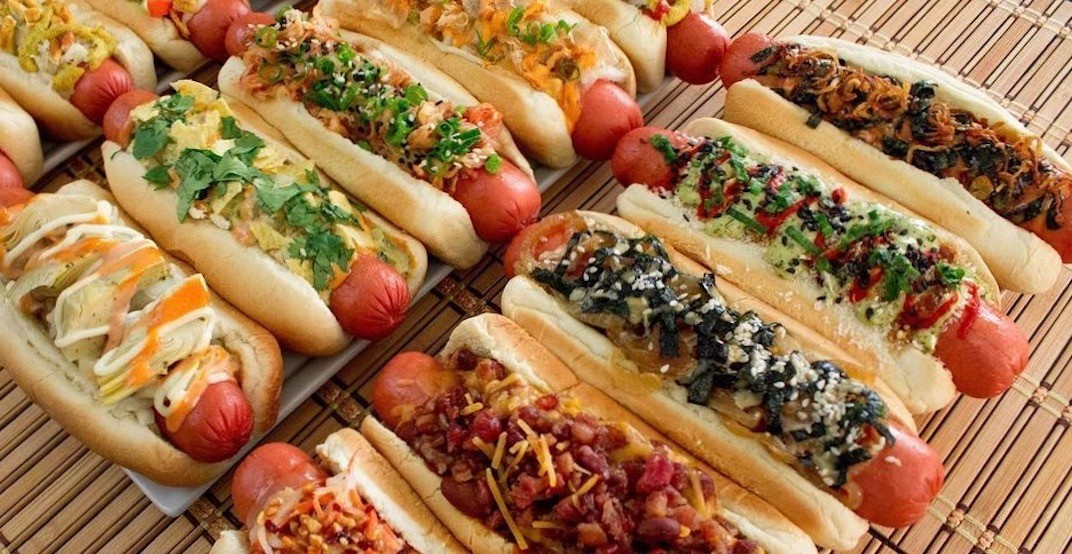 Get buy-one-get-one FREE hot dogs at this new Vancouver spot this week
