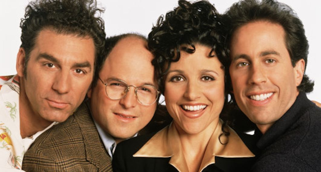 The entire Seinfeld series is coming to Netflix