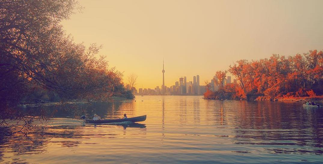The best places to see the leaves change in Toronto (PHOTOS)