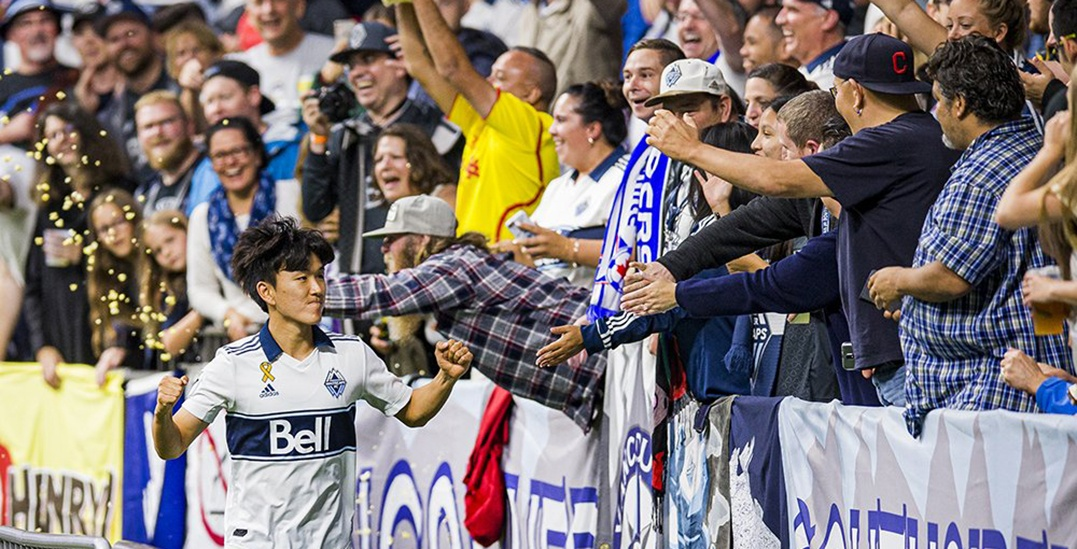 Vancouver Whitecaps FC are offering a discount on 2020 season tickets