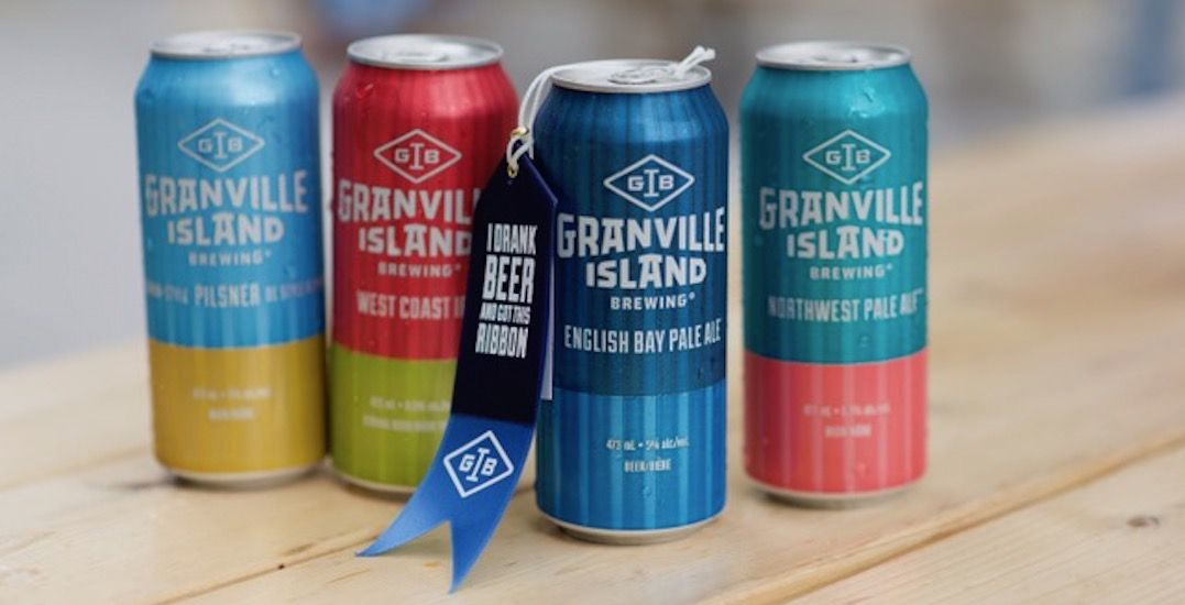 Granville Island Brewing is taking its taproom on the road this fall