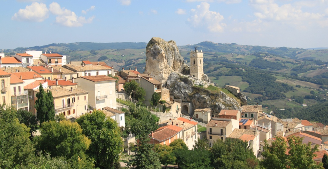 This underpopulated Italian region will pay you over $36K to move there