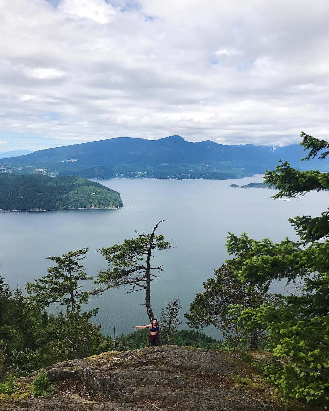 Mount Gardner / Instagram: dow.georgia