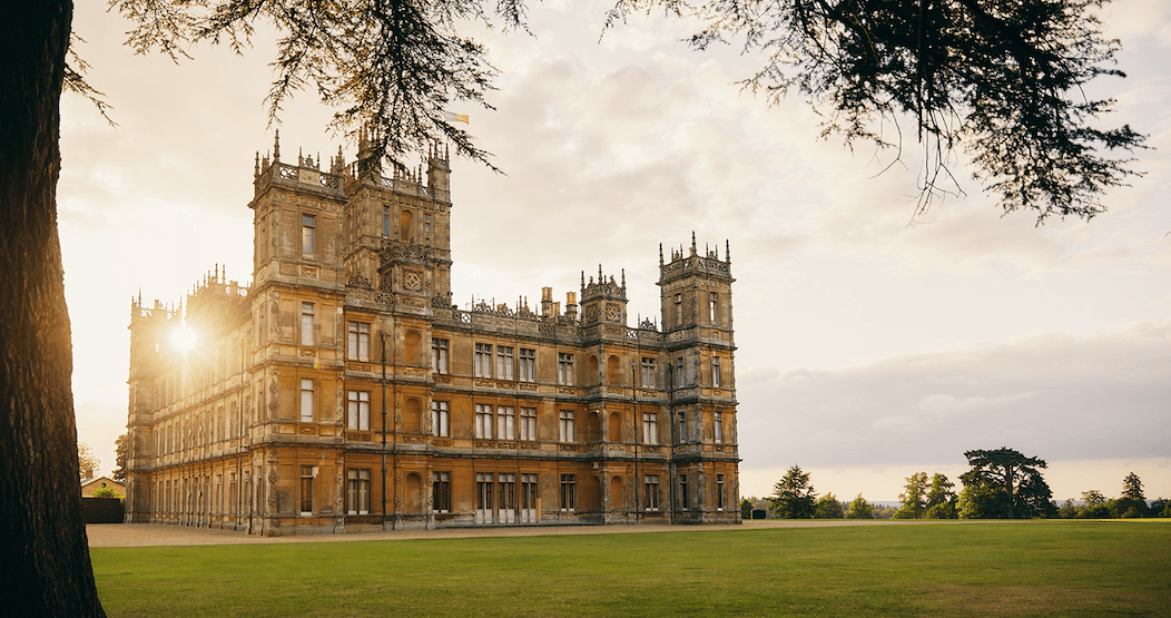 Highclere Castle from Downton Abbey is now listed on Airbnb