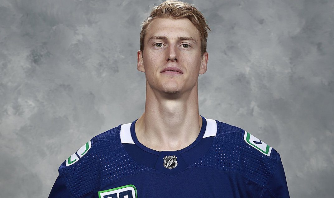 tyler myers canucks