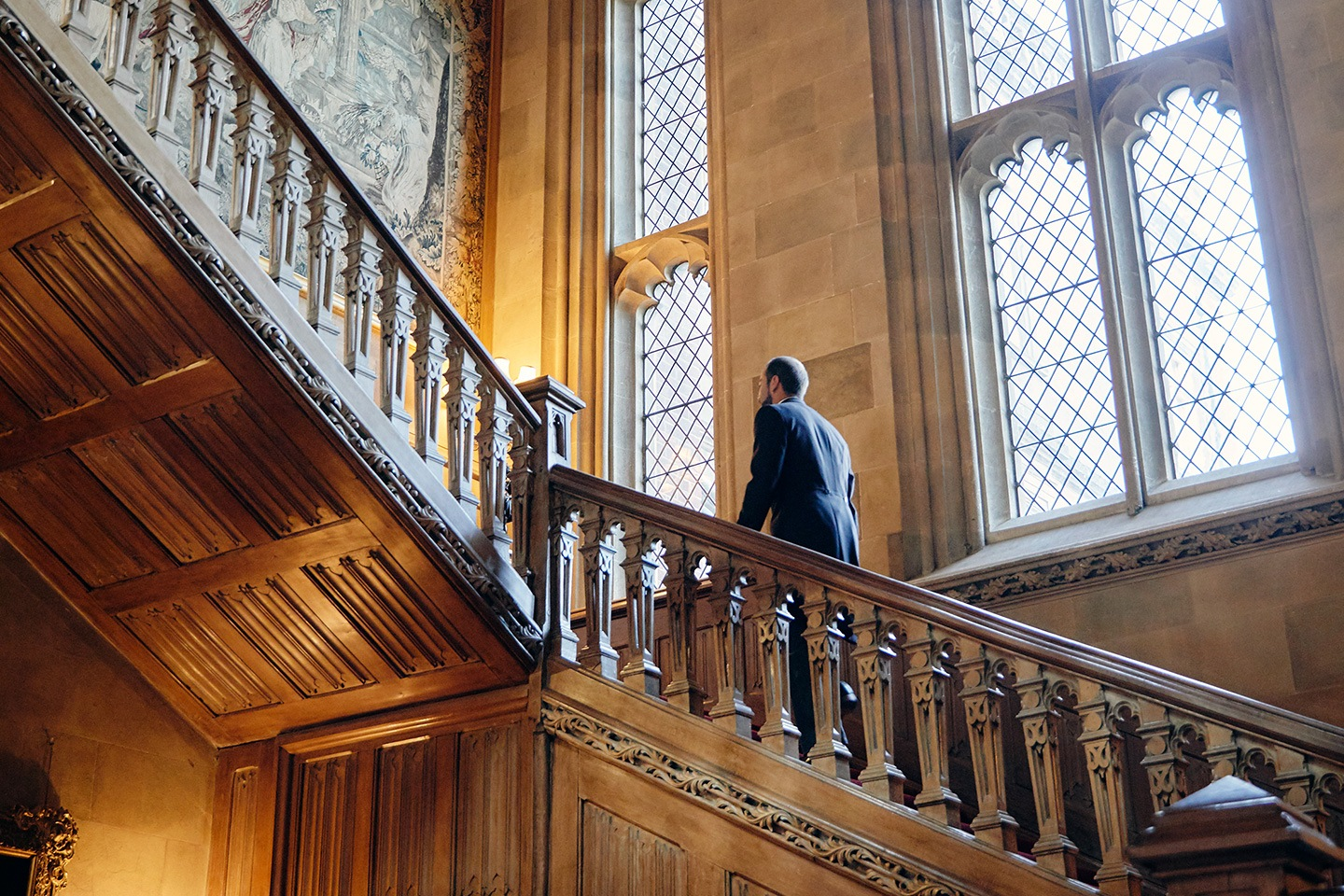 Highclere Castle / Airbnb