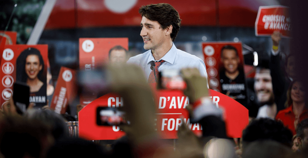Trudeau promises to boost Canada Child Benefit and make parental leave tax-free