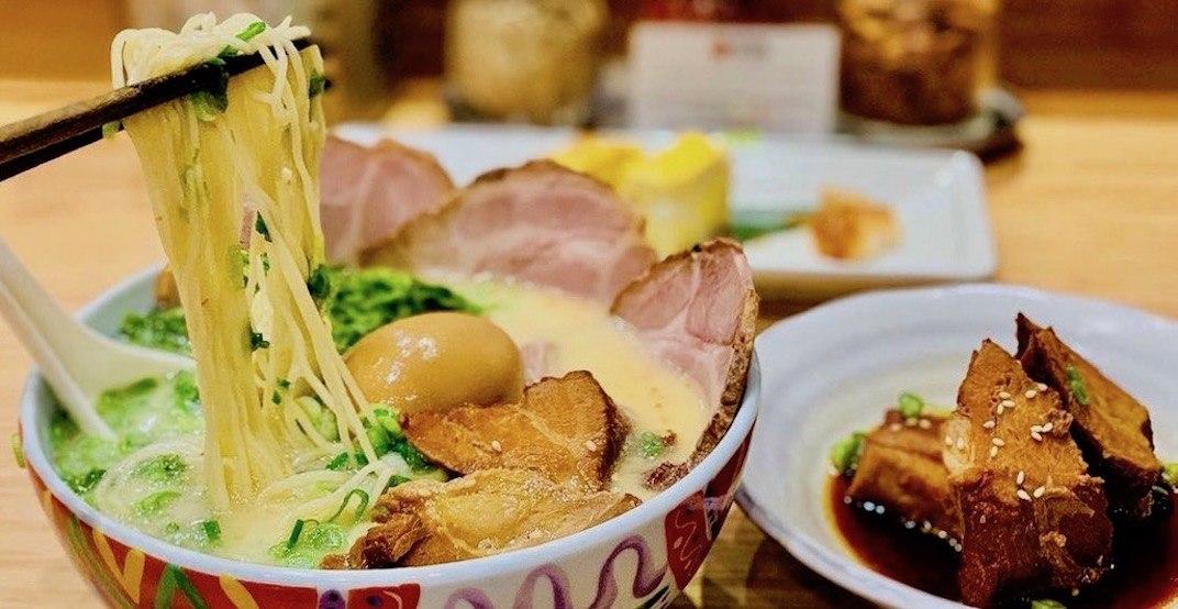 Popular Tokyo ramen joint to open new Metrotown location today (PHOTOS)