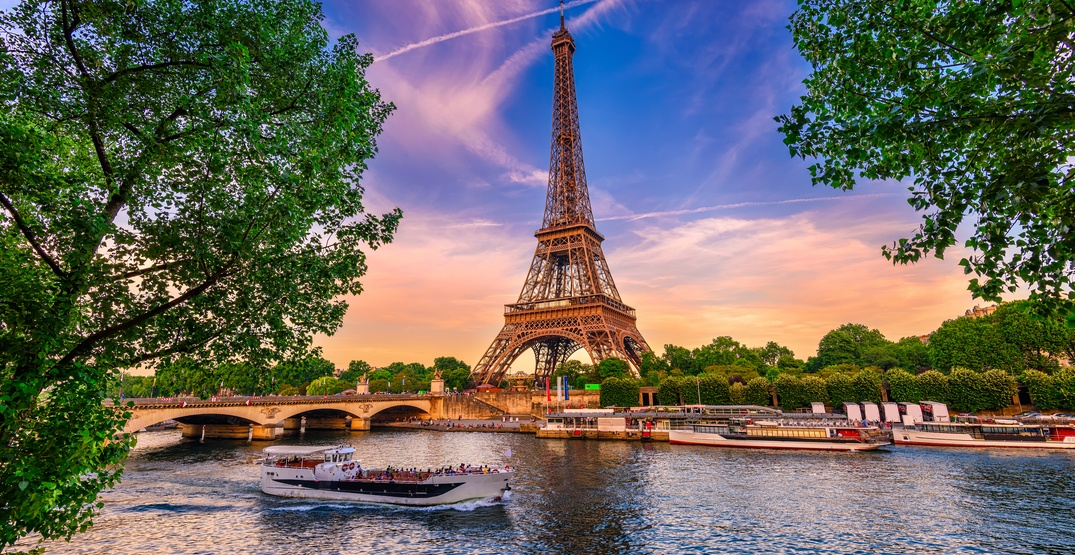 You can fly from Vancouver to Paris for under $600 return this summer