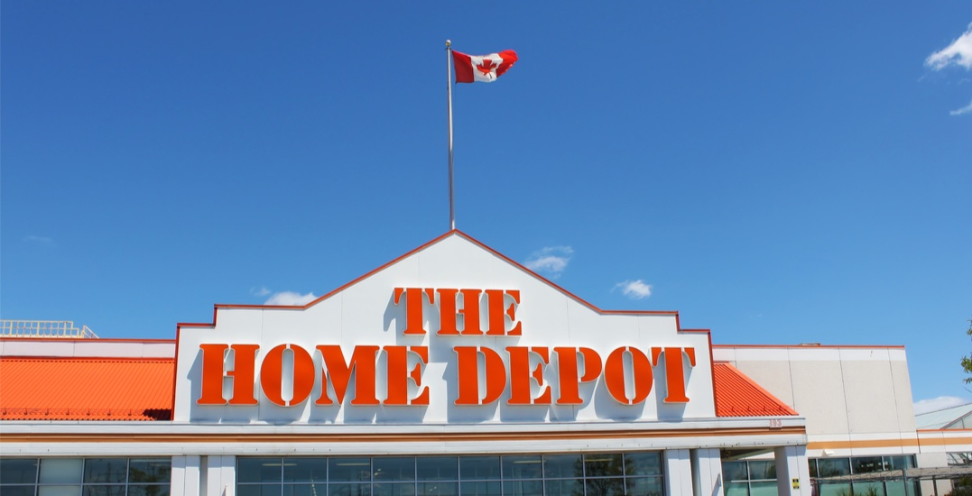"2 Toronto men charged following ""merchandise return scam"" at a Home Depot"