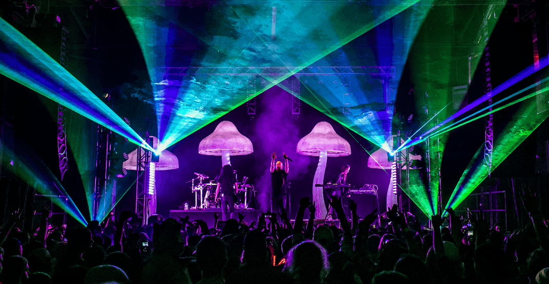 Electronic-dance duo Infected Mushroom is coming to Vancouver