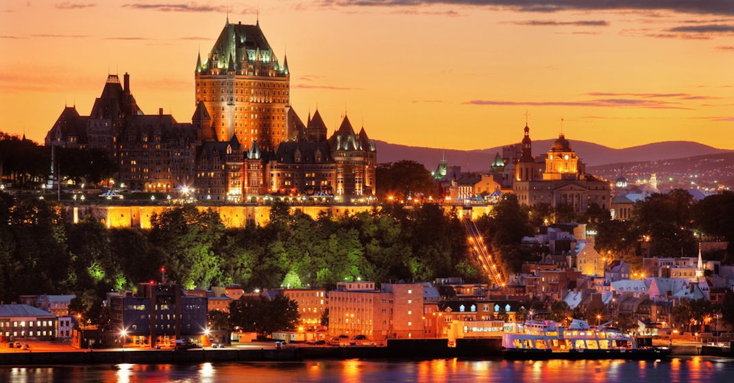 Quebec City ranked one of the most beautiful cities in the world