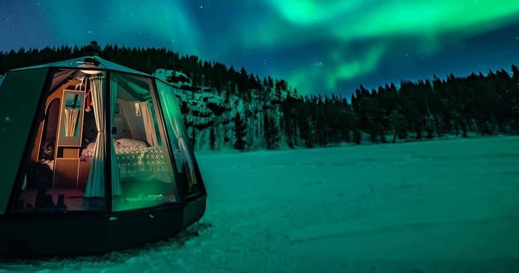 You can stay at a luxury igloo at the North Pole (PHOTOS)