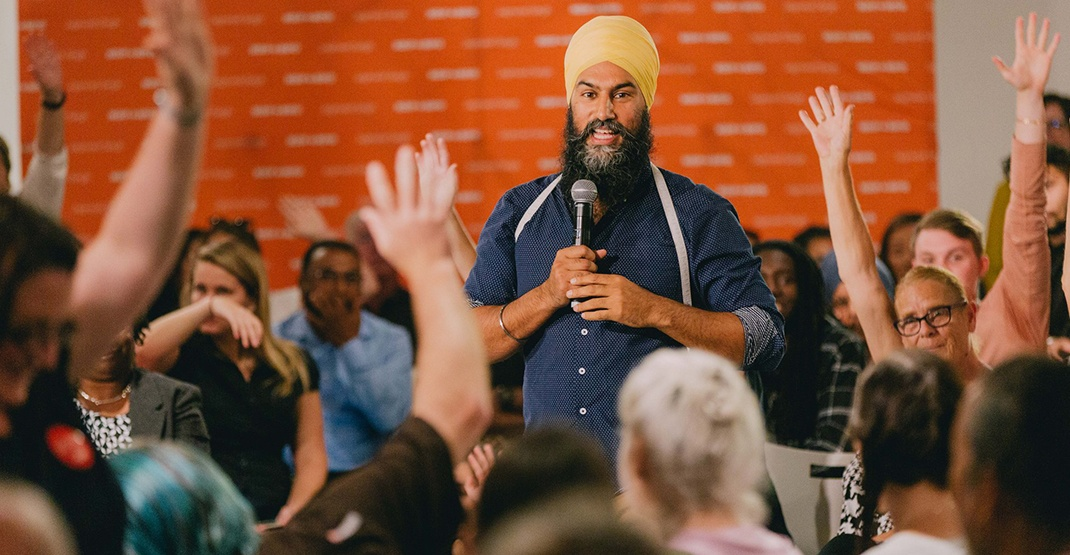 Singh promises $100M for youth programs to help prevent organized crime