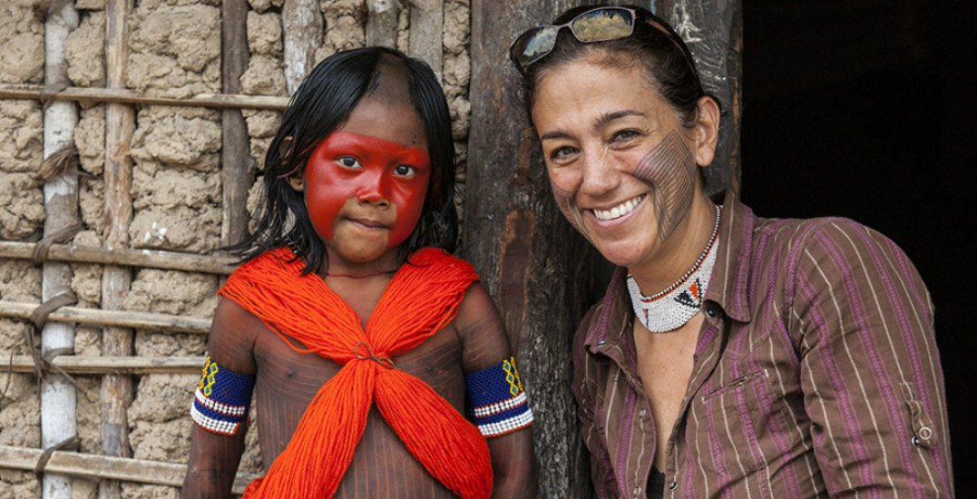Go behind the scenes with the Nat Geo Adventurer of the Year (CONTEST)