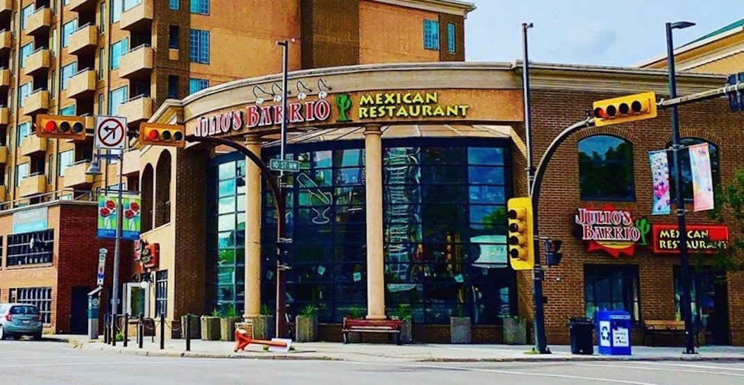 """Longtime Calgary Mexican spot to close for an """"undetermined amount of time"""""""