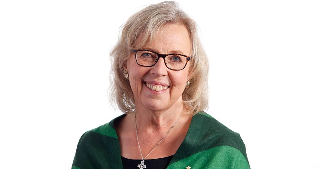 Elizabeth May Green Party Canada