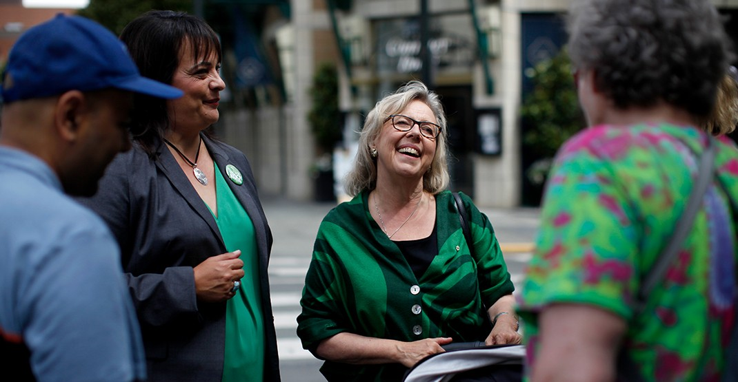 Green Party reinforces call for taxes on major internet companies