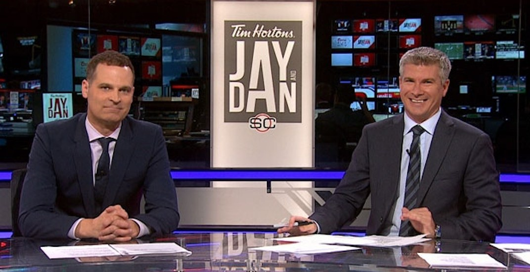 TSN's Jay and Dan are hosting a live show in Vancouver this weekend
