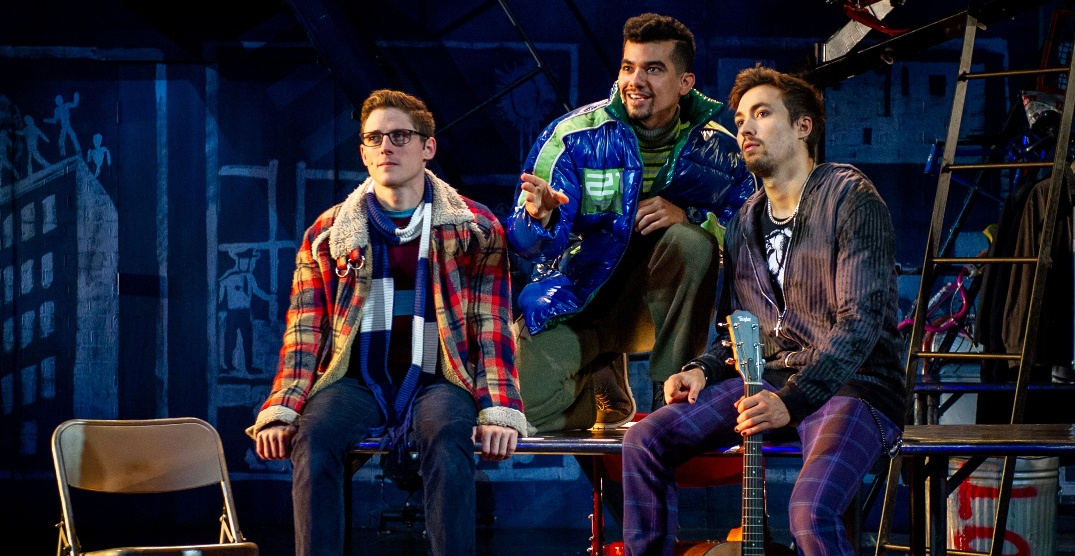 RENT celebrates 20th anniversary this week with Vancouver performances