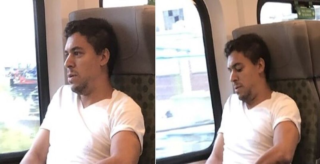 Police looking for man who exposed himself to passenger on GO Train