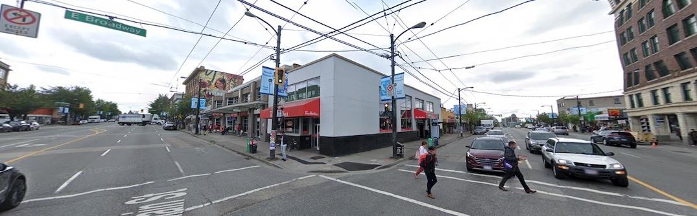 Main Street Broadway Station