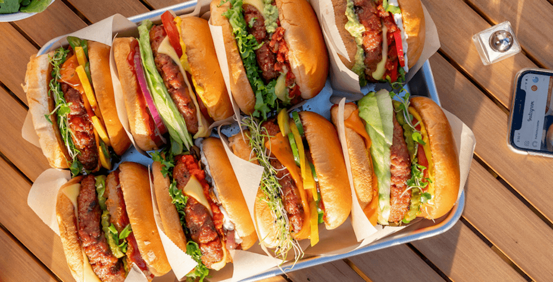 There's a new place to get epic customized plant-based burgers in Canada