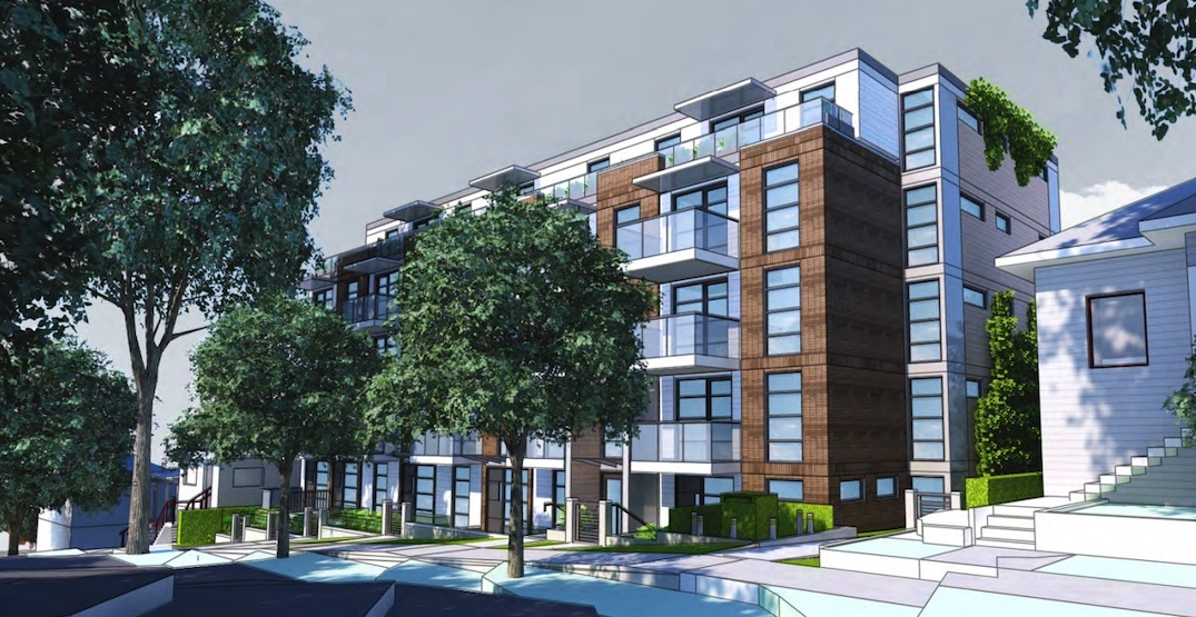City council approves controversial 5-storey rental building in Grandview-Woodland
