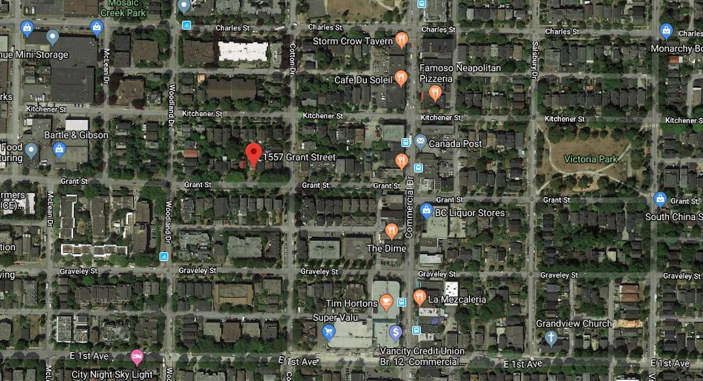 1535-1575 Grant Street Vancouver