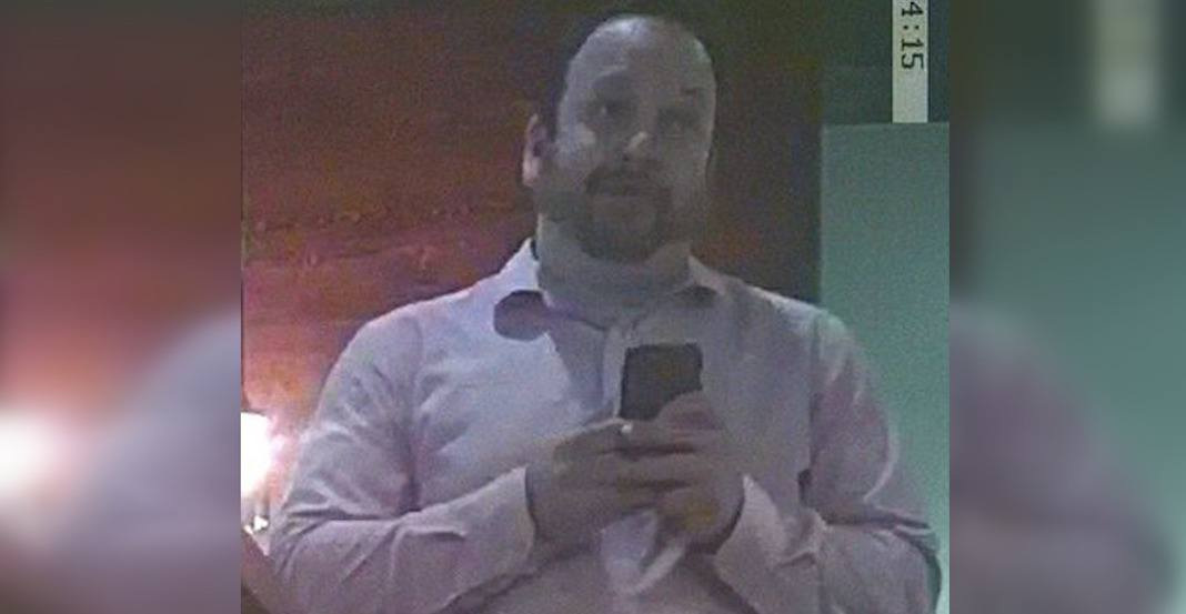 Police looking for man who allegedly left recording device in downtown bathroom