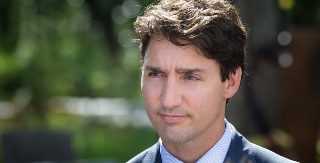 Trudeau says his views have evolved and he is now totally pro choice