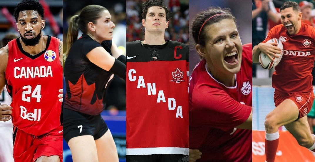 Where Canada ranks in the world at every major team sport