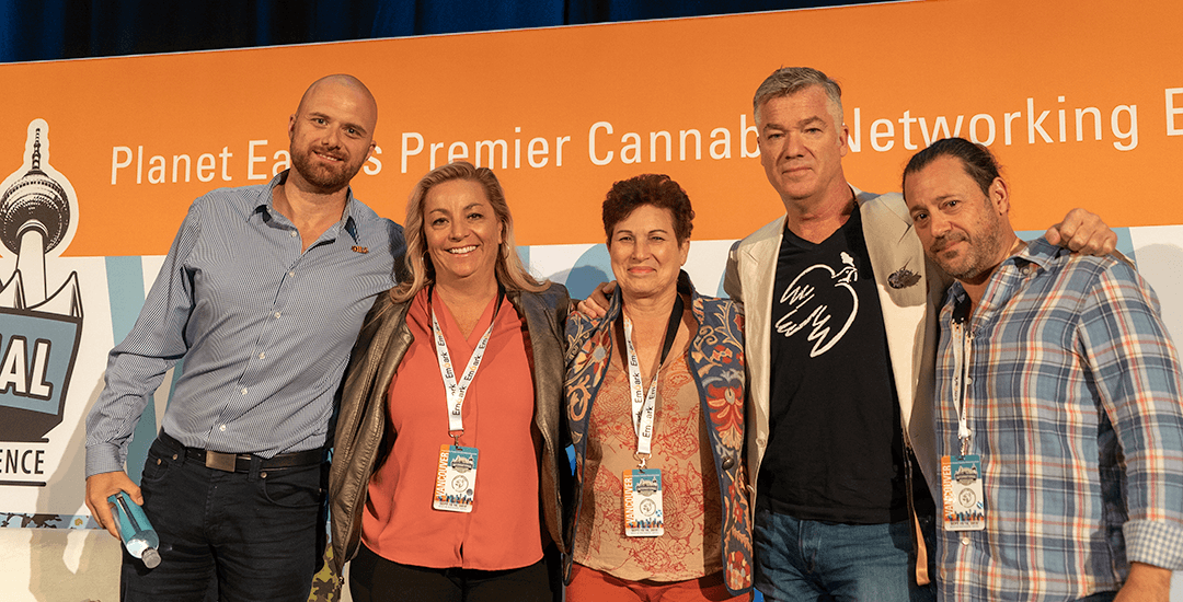 International Cannabis Business leaders unite in Vancouver (PHOTOS)