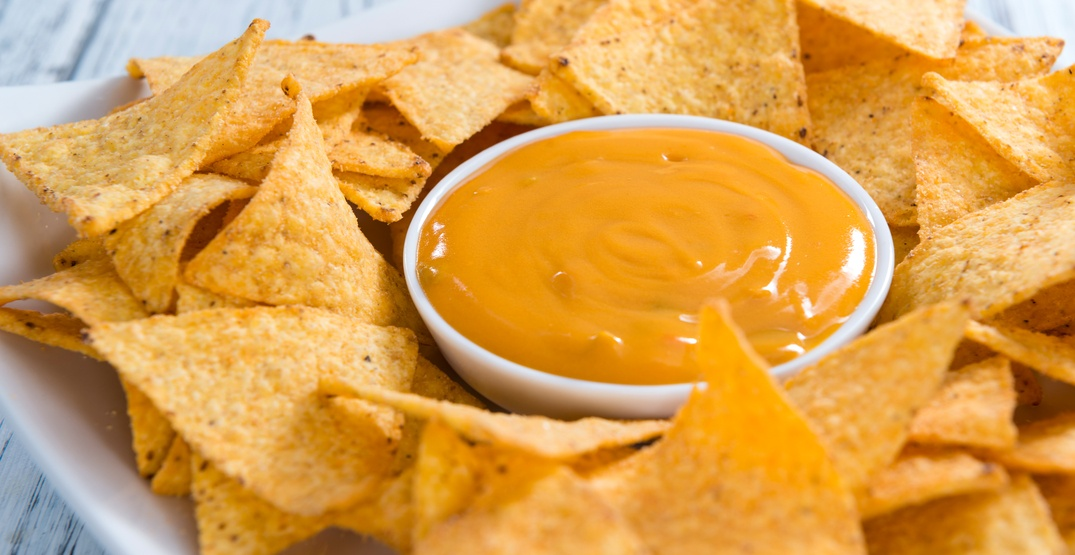 Man wanted for sex assault found covered in nachos and cheese by police